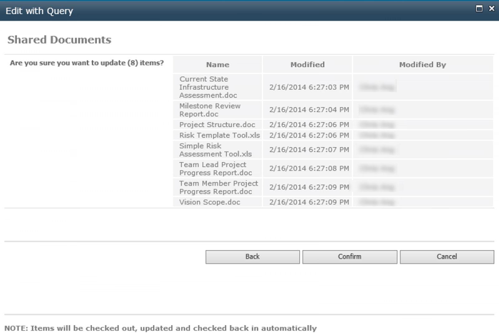 QiPoint - Broken Link Manager